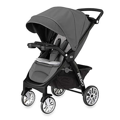 Chicco® Bravo™ LE Stroller in Coal