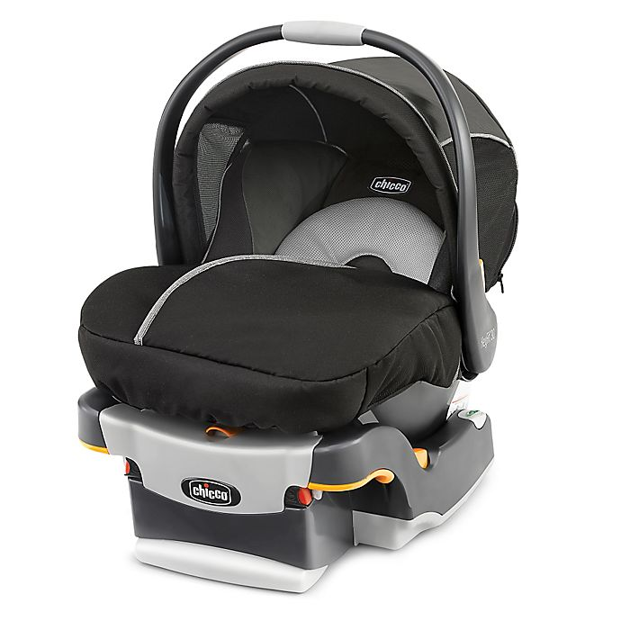 Alternate image 1 for Chicco® KeyFit® 30 Magic Infant Car Seat in Coal
