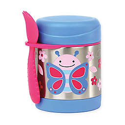SKIP*HOP® Zoo 11 oz. Insulated Food Jar in Butterfly