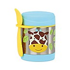 SKIP*HOP® Zoo 11 oz. Insulated Food Jar in Giraffe