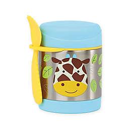 SKIP*HOP® Zoo 11 oz. Insulated Food Jar in Giraffe