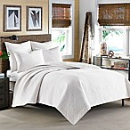 Tommy Bahama® Nassau Standard Pillow Sham in White