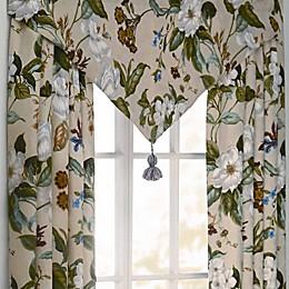 Williamsburg Garden Images 84-Inch Window Panel Pair in Parchment