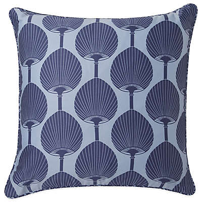 Surya Florence Broadhurst Kabuki Polyester Throw Pillow