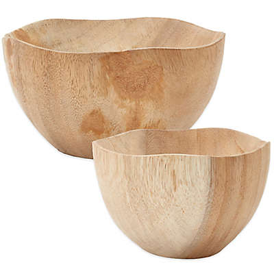 Dimond Home Natural Hand Carved Mortar Bowl