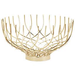 Dimond Home Gold Vortex Bowl