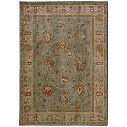 Oriental Weavers Casablanca Rug in Blue