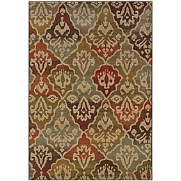 Oriental Weavers Casablanca Rug in Multicolor