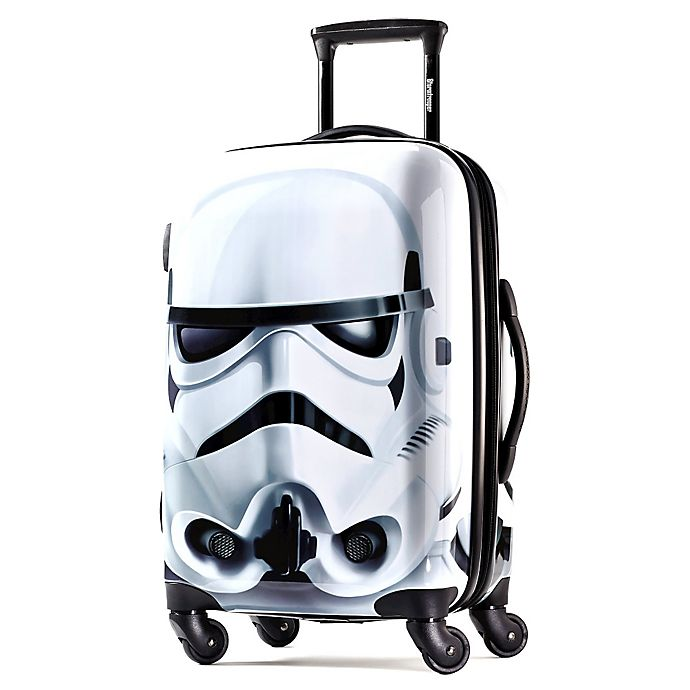 Alternate image 1 for Star Wars® Storm Trooper 21-Inch Hardside Spinner Carry On Luggage