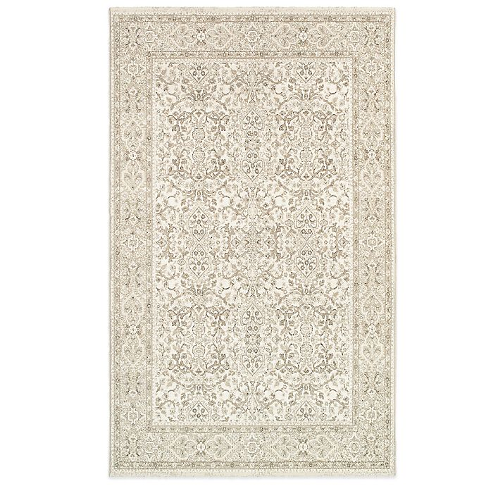 Alternate image 1 for Couristan® Marina Collection St. Tropez 2-Foot x 3-Foot 11-Inch Rug in Oyster