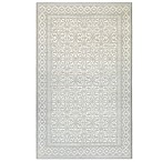 Couristan® Marina Collection Ibiza 2-Foot x 3-Foot 11-Inch Rug in Grey