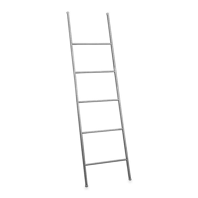 Alternate image 1 for InterDesign® Forma® Free Standing Towel Ladder