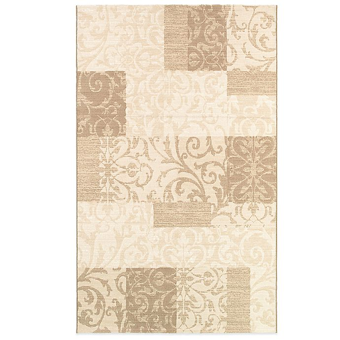 Alternate image 1 for Couristan® Marina Collection Cyprus Rug