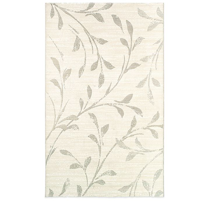 Alternate image 1 for Couristan® Marina Collection Capri Rug in Oyster