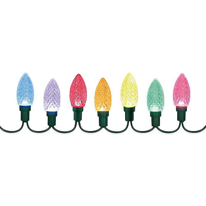 Alternate image 1 for Lumenplay™ C7 App-Enabled 12-Count LED Light String Starter Kit