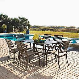 Panama Jack Island Breeze 9-Piece Outdoor Dining Set