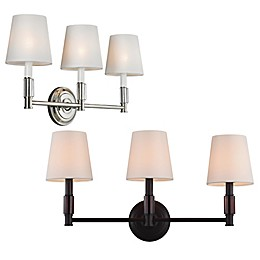 Feiss® Lismore 3-Light Wall Vanity Strip