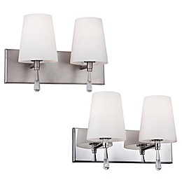 Feiss® Monica 2-Light Vanity Strip