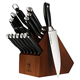 J.A. Henckels International Forged Elite 15-Piece Knife Block Set