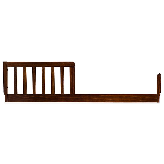 Alternate image 1 for DaVinci M3099 Toddler Bed Conversion Kit in Espresso
