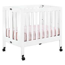 Babyletto Origami Mini Crib in White