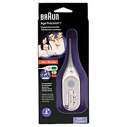 Braun® AgePrecision™ Digital Thermometer