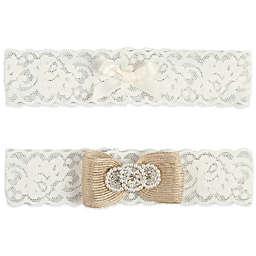 Ivy Lane Design™ Savannah Garter in Ivory