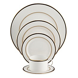 kate spade new york Library Lane Navy™ Dinnerware Collection