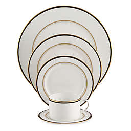 kate spade new york Library Lane Navy™ 5-Piece Place Setting