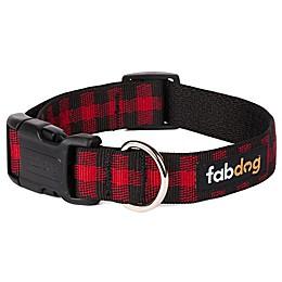 Fab Dog™ Check Collar