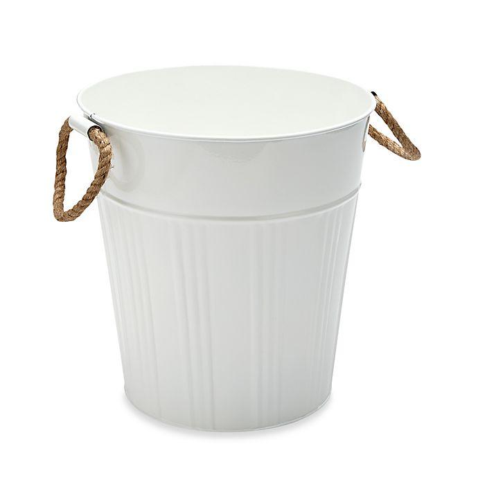 Alternate image 1 for Asbury Metal Wastebasket