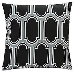 Brook Square Throw Pillow (Set of 2)