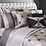 Part of the Villa Di Borghese Chesterfield Italian-Made Jacquard Duvet Cover in Grey