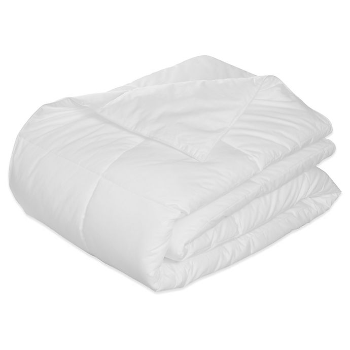 Alternate image 1 for Austin Horn Classics DuPont™ Sorona® Down Alternative Duvet Insert Comforter in White