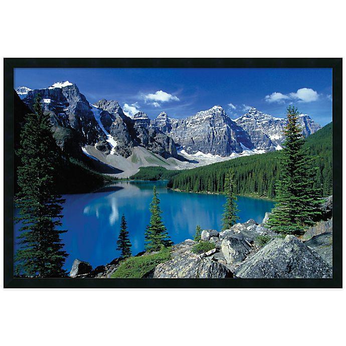 Alternate image 1 for Moraine Lake, Banff Wall Art