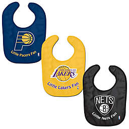 "NBA ""Little Fan"" Bib"