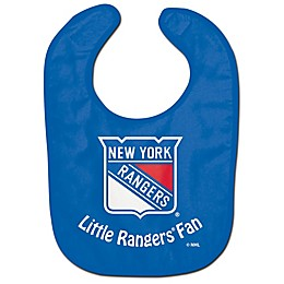 "NHL ""Little Rangers Fan"" Bib"