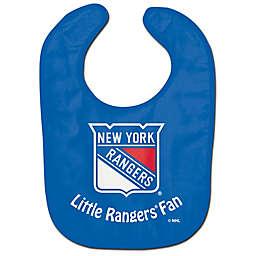 """NHL """"Little Rangers Fan"""" Bib"""