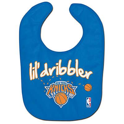 """NBA New York Knicks """"Lil' Dribbler"""" Bib"""