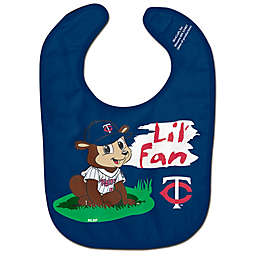 """MLB Minnesota Twins """"Lil' Fan"""" Bib"""