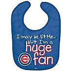 MLB Chicago Cubs  Huge Fan  Bib
