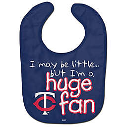 "MLB Minnesota Twins ""Huge Fan"" Bib"