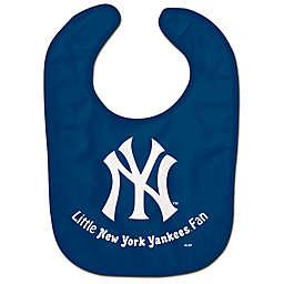 "MLB ""Little New York Yankees Fan"" Bib"