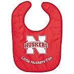 University of Nebraska  Little Huskers Fan  Bib