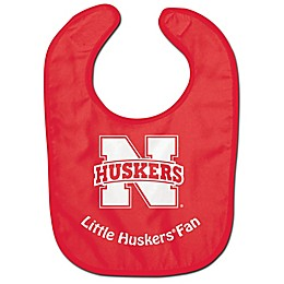 "University of Nebraska ""Little Huskers Fan"" Bib"