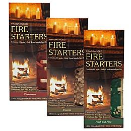 Fire & Spice Fragranced Firestarters