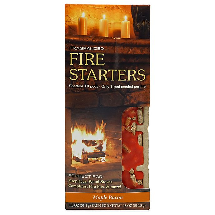 Alternate image 1 for Fire & Spice Maple Bacon Firestarter (10 Pods)