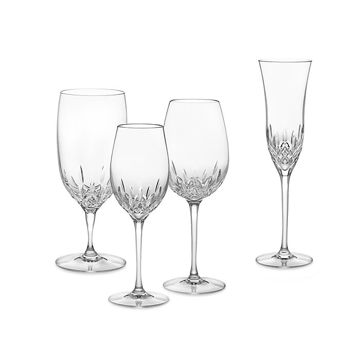 Alternate image 1 for Waterford® Lismore Essence Wine Glass Collection