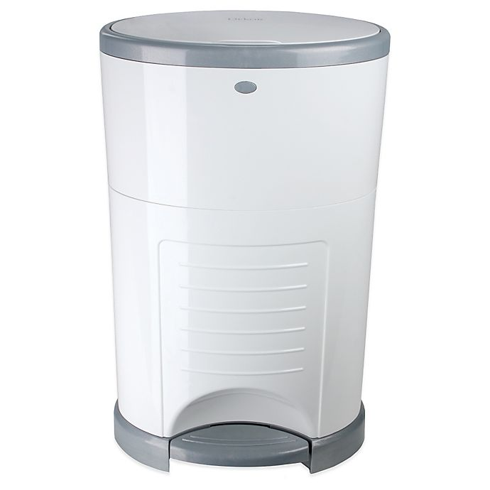 Alternate image 1 for Dékor® Mini Hands-Free Diaper Pail with Refill