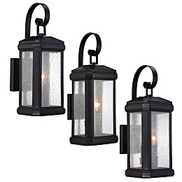 Quoizel® Trumbull Wall-Mount Outdoor Wall Lantern